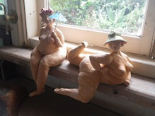 lady-fran-lady-sculptures