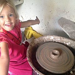Mudpies Children's Pottery Workshops