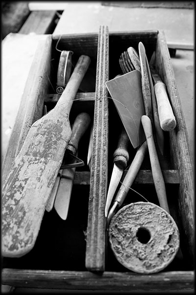 pottery-tools