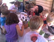 Childrens Mudpies Workshop