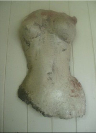 Female Body Art by Cathy Lawley of Fried Mudd