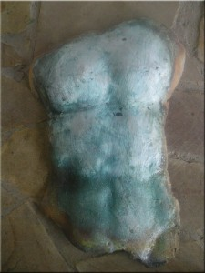Male Body Art by Cathy Lawley of Fried Mudd