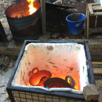 Taking the lid off the Raku Kiln